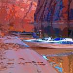 """Grand Canyon Boating"" by marycollins"