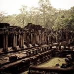 """Ruins of Angkor Thom"" by RaymondLee"