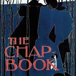 """Blue Lady, The Chap Book"" by ArtLoversOnline"