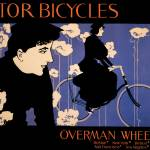 """Victor Bicycles, Overman Wheel Co."" by ArtLoversOnline"