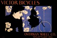 Victor Bicycles, Overman Wheel Co.