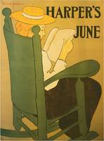 Harper's June by Edward Penfield
