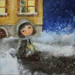 """""""The Little Match Girl"""" by Monica-Blatton"""