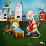 """Goodnight Granny"" by Monica-Blatton"