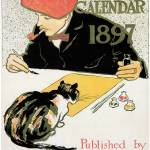 """Poster Calendar by Edward Penfield"" by ArtLoversOnline"