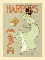 Harper's March by Edward Penfield