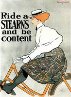 Stearns Bicycle by Edward Penfield