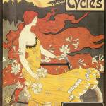 """American Crescent Cycles by Ramsdell"" by ArtLoversOnline"