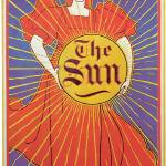 """The New York Sun by Louis John Rhead"" by ArtLoversOnline"