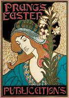 Prang's Easter by Louis John Rhead