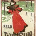 """Read the Sun by Louis John Rhead"" by ArtLoversOnline"
