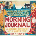 """Morning Journal by Louis John Rhead"" by ArtLoversOnline"
