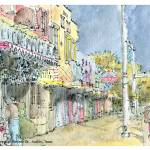 """S. Congress at Monroe St., Austin, Texas"" by ysapy"
