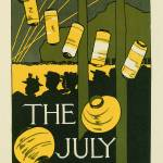 """The July Century by Charles H. Woodbury"" by ArtLoversOnline"