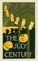The July Century by Charles H. Woodbury