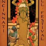 """Cincinnati Fall Festival"" by ArtLoversOnline"