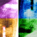 """""""color lumen  - clothespins (cameraless)"""" by jnanian"""