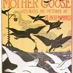 """The True Mother Goose by Blanche McManus"" by ArtLoversOnline"