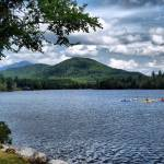 """Whiteface Across Mirror Lake"" by JosephPlotz"