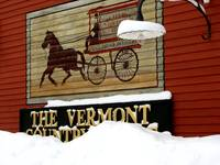 The Vermont Country Store In Winter