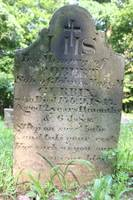 stone church gravestone