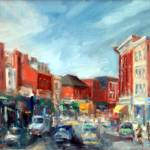 """Bank Street"" by blaney"