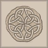 Celtic Lost Token Knotwork