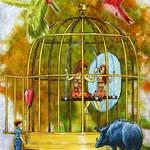 """Birdcage"" by BairdHoffmire"