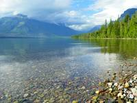 Lake McDonald - Glacier National Park