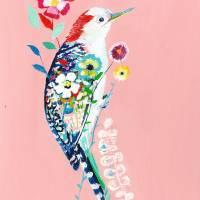 Woodpecker Art Prints & Posters by Starla Halfmann