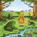 """""""Frog strory1"""" by nopiepan"""