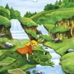 """""""Frog strory2"""" by nopiepan"""