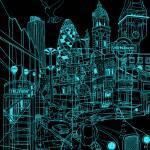 """London! Night"" by davidbushell"
