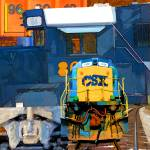 """CSX Collage"" by Pauljs"