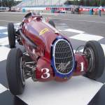 """1935 Alfa Romeo Grand Prix Race Car"" by DonStruke"