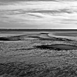 """P Town at Low Tide"" by bavosiphotoart"