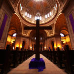 """Cathedral of Saint Paul - Preparing for Easter II"" by WaynePhotoGuy"