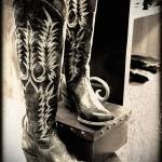 """Cowgirl Boots"" by nstroman"