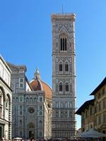Campanile Tower and Duomo