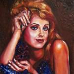 """Tangerine Grapes"" by ArtlbyYelena"