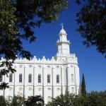 """St. George Utah LDS Temple I"" by dkocherhans"