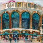 """Citi Field Home of the Mets"" by dfrdesign"