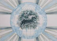 Horse in a sphere