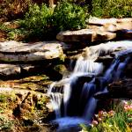 """Small Waterfall  IMG_5180"" by rayjacque"