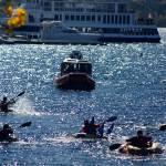 """Regatta on Lake Champlain in Burlington Vermont"" by visualcontact"