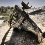 """Old Boat - Wellfleet"" by Black_White_Photos"