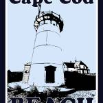"""Cape Cod Beach - Poster"" by Black_White_Photos"
