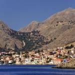 """""""First view of Halki"""" by TomGomez"""