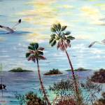 """Ten Thousand Islands 2"" by rileygeddings"