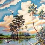 """Everglades Study 7"" by rileygeddings"